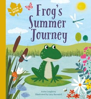 Frog's Summer Journey (Lerner edition)