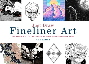 Just Draw Fineliner Art