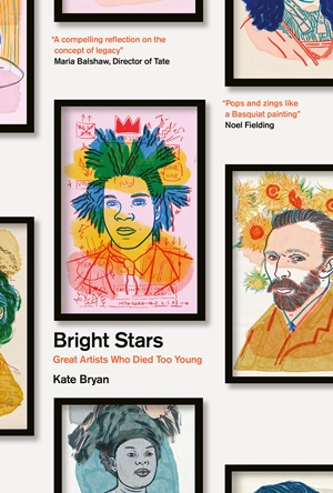 Bright Stars Great Artists Who Died Too Young