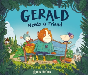Gerald Needs a Friend