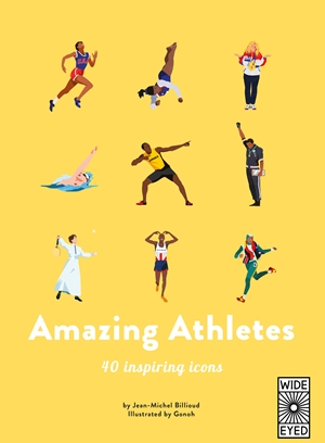 Amazing Athletes 40 inspiring icons