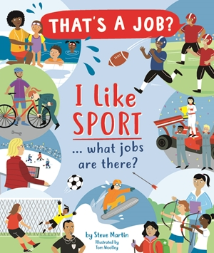 I Like Sports… what jobs are there?