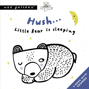 Hush... Little Bear Is Sleeping