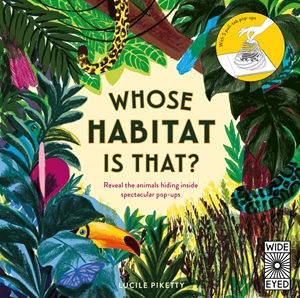 Whose Habitat is That?