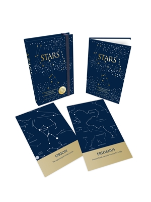 Stars A Practical Guide to the Key Constellations - Contains 20 Unique Pin-hole Cards