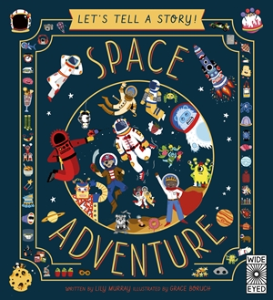 Let's Tell a Story! Space Adventure