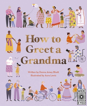 How to Greet a Grandma