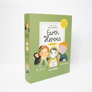 Little People, BIG DREAMS: Earth Heroes