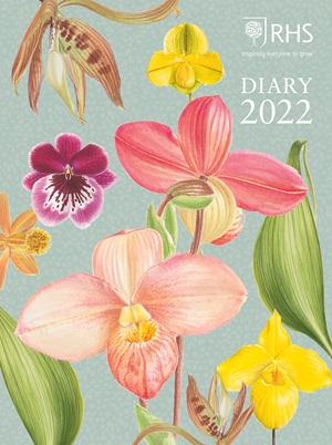 Royal Horticultural Society Desk Diary 2022