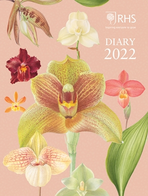 Royal Horticultural Society Pocket Diary 2022