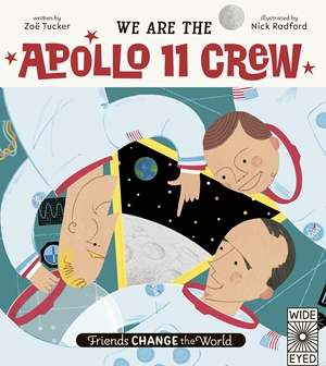 We Are The Apollo 11 Crew