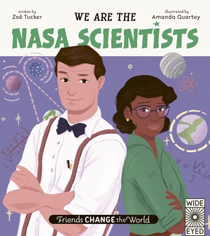 We Are the NASA Scientists