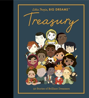 Little People, BIG DREAMS: Treasury