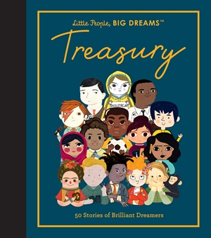 Little People, BIG DREAMS: Treasury