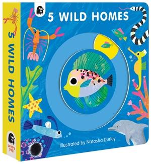 5 Wild Homes