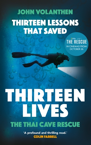 Thirteen Lessons that Saved Thirteen Lives