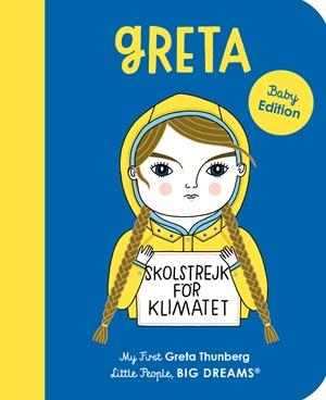 Greta Thunberg My First Greta Thunberg