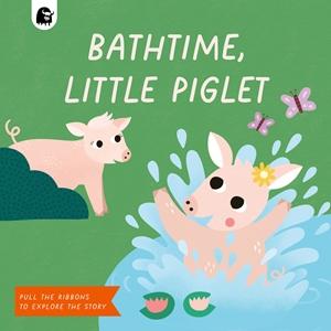 Bathtime, Little Piglet