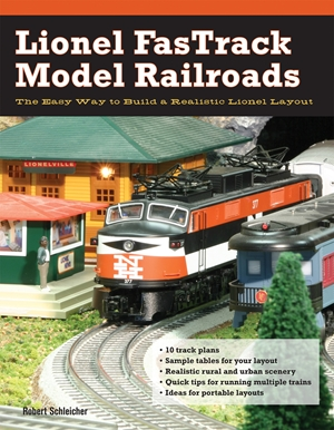 Lionel FasTrack Model Railroads