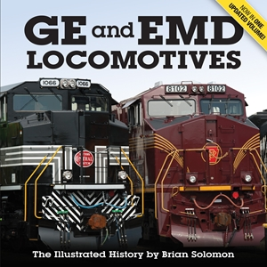 GE and EMD Locomotives