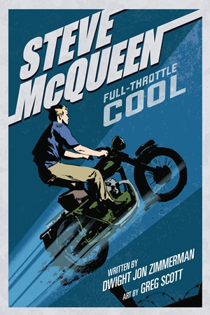 Steve McQueen Full-Throttle Cool