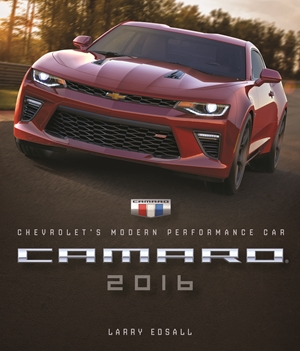 Camaro 2016 Chevrolet's Modern Performance Car