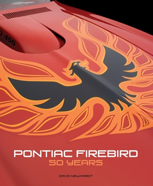 Pontiac Firebird 50 Years