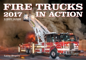 Fire Trucks in Action 2017