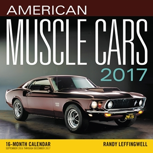 American Muscle Cars Mini 2017