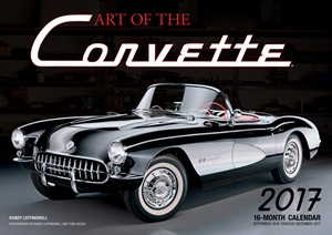 Art of the Corvette 2017