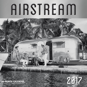 Airstream 2017 16-Month Calendar September 2016 through December 2017