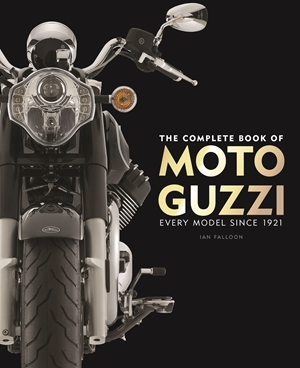 The Complete Book of Moto Guzzi