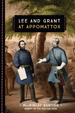 Lee and Grant at Appomattox