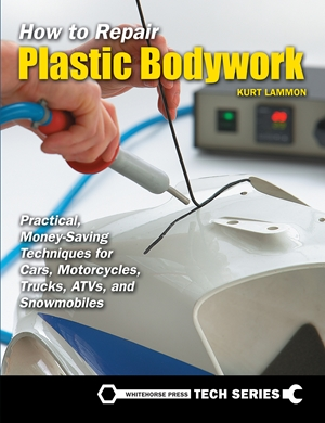 How to Repair Plastic Bodywork