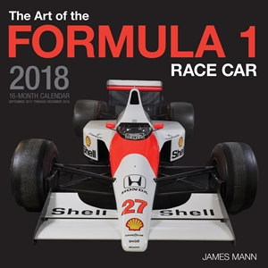 The Art of the Formula 1 Race Car 2018