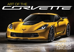 Art of the Corvette 2018