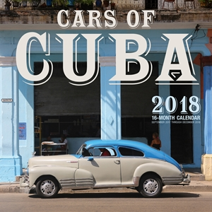 Cars of Cuba 2018