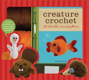 Cover of Creature Crochet 9780760353097