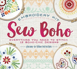 Cover of Sew Boho 9780760353134