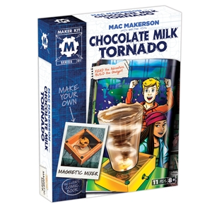 Mac Makerson Chocolate Milk Tornado