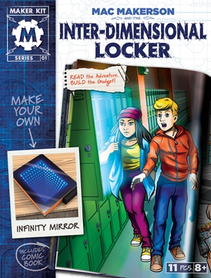 Mac Makerson Interdimensional Locker