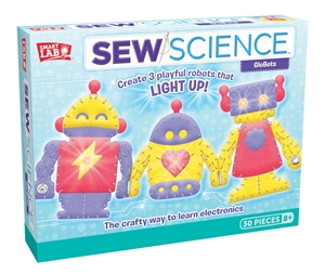 Sew Science Globots
