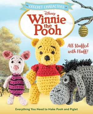 Crochet Characters Winnie the Pooh