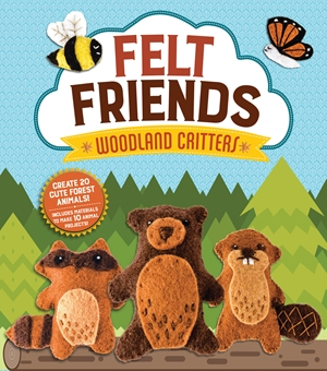 Felt Friends Woodland Critters