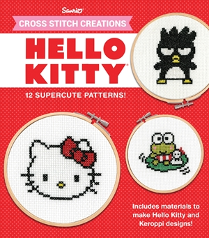 Cross Stitch Creations Hello Kitty