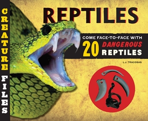 Reptiles Come Face-to-Face with 20 Dangerous Reptiles