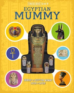 Egyptian Mummy Unwrap an Egyptian mummy layer by layer!