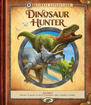 Ultimate Expeditions Dinosaur Hunter