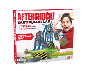 Aftershock! Earthquake Lab