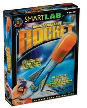 Remote Control Rocket